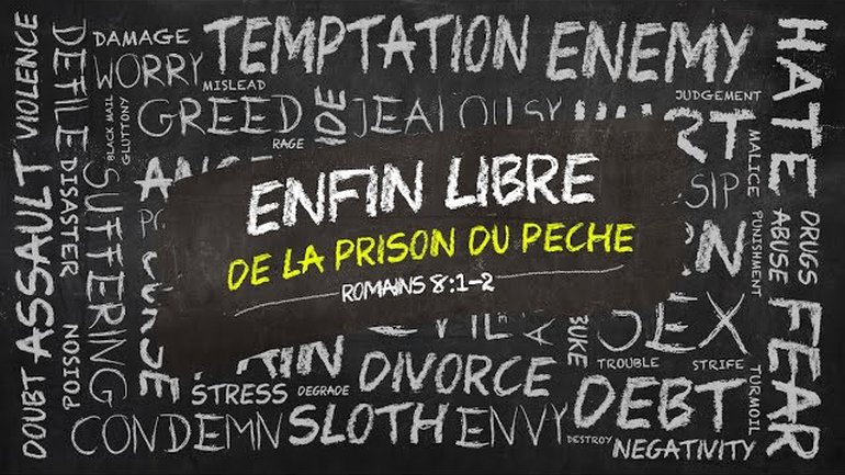 Libre enfin de la prison du péché - Jean Le Pennec