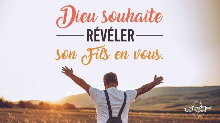 Laissez le monde voir Jésus 👓