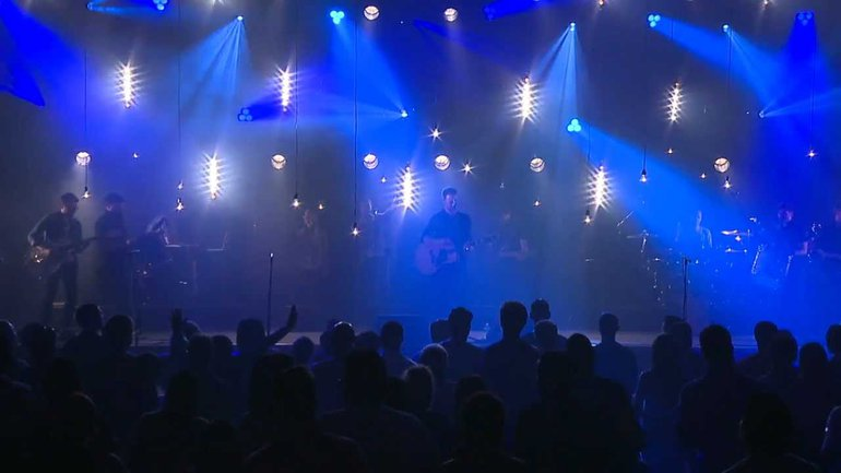 Seule Ta Grâce - Dan Luiten - Live Eglise Nouvelle Vie 2012
