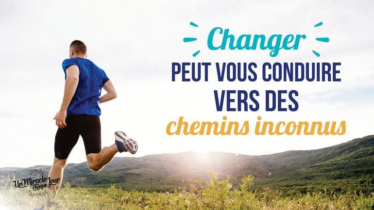 🔐Ne résistez plus au changement ⛓