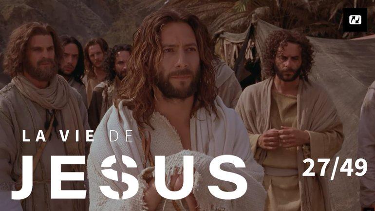 La mort de Lazare | La vie de Jésus | 27/49