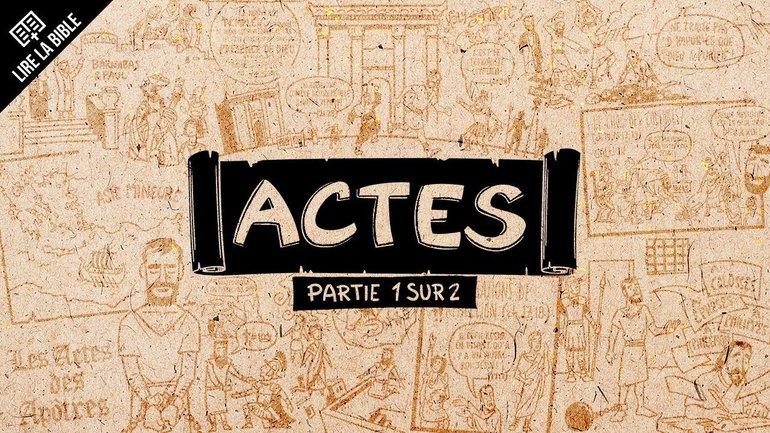 Actes1–12 - Synthèse