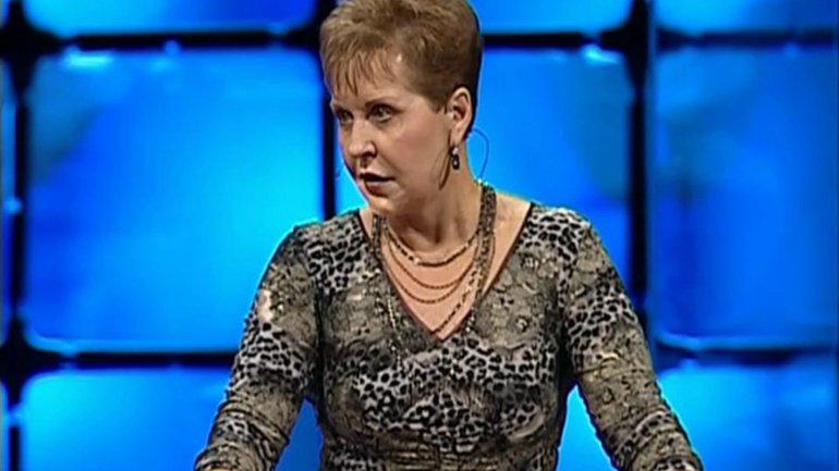 Faire confiance à Dieu (1/2) - Joyce Meyer - 857-4