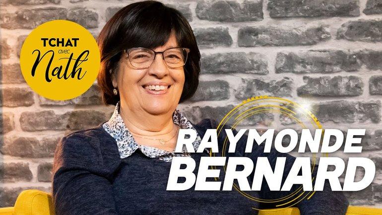 Je n'aimais pas les femmes : Raymonde Bernard dans son Tchat avec Nath