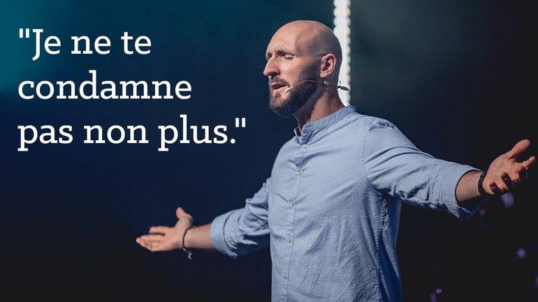 « Je ne te condamne pas non plus » / Ces mots qui changent une vie - Matthieu Perraud