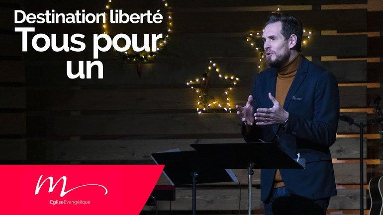 Tous pour Un (S2E2) - Jérémie Chamard - Église M