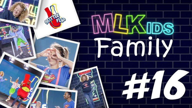 MLKids Family #16 - Dieu est toujours avec toi, et toi ?