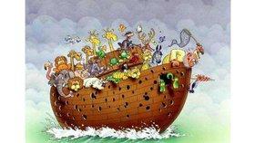 Noé : Hollywood ou la Bible?