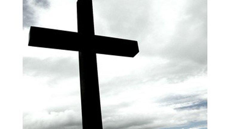 Une Croix Dressée
