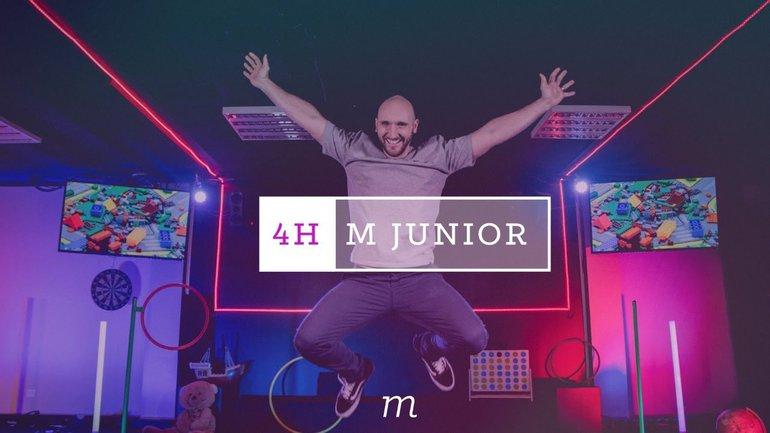 Le 4h Momentum Junior - Vous avez une puissance !