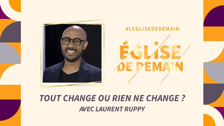 Dieu ne veut pas des fans mais des disciples avec Laurent Ruppy
