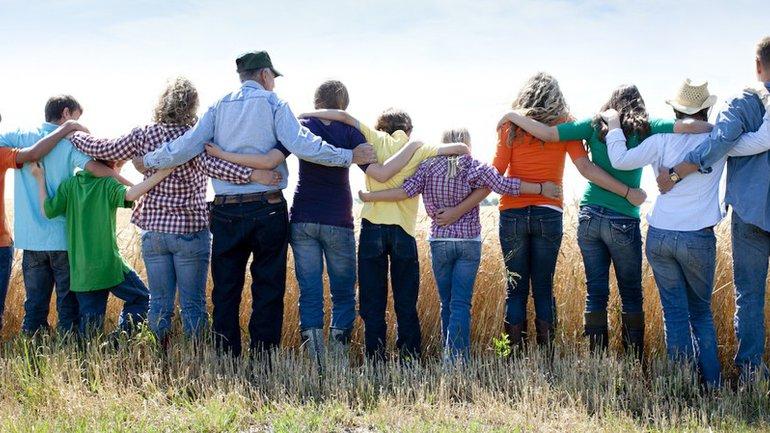 Travailler ensemble dans l'unité