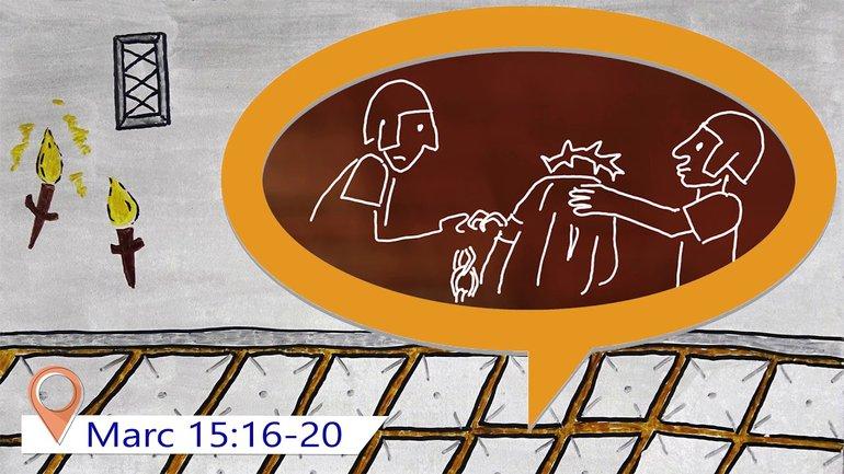 Évangile de Marc Chapitre 15