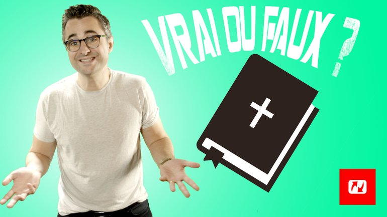 LA BIBLE SERAIT FAUSSE 😱