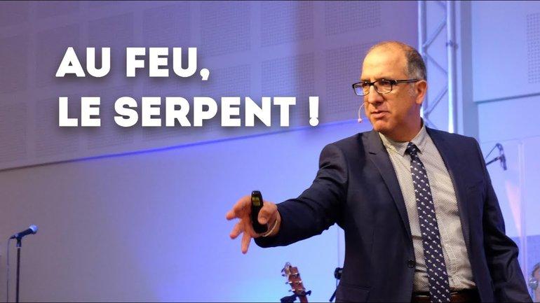 Au feu le serpent ! - Pasteur Alain Aghedu