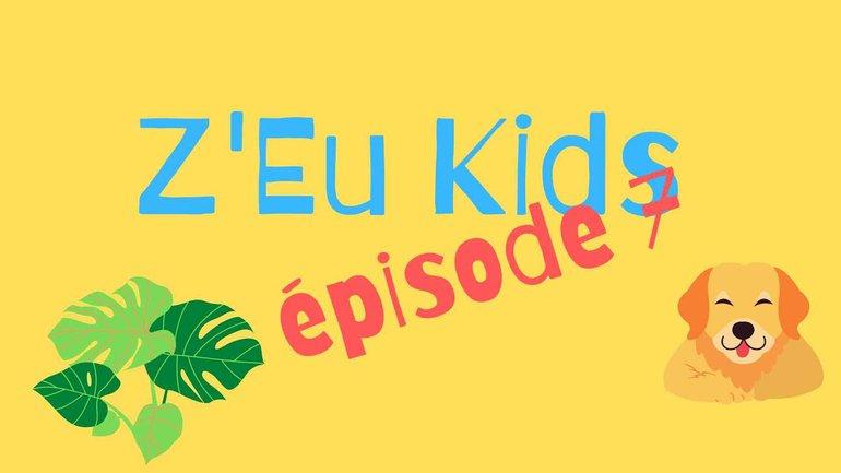 Z'eu kids - épisode 7 - Le pardon