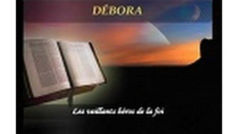 Alain Aghedu - Débora - série : les vaillants héros de la foi 3