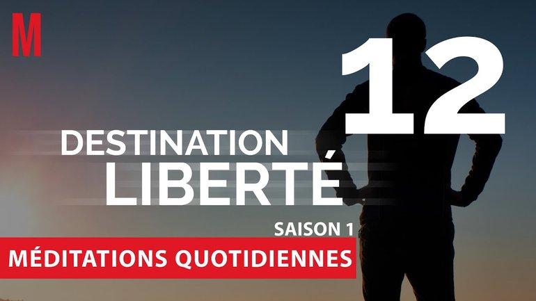 Destination Liberté Méditation 12 - Exode 6.2-13 - Église M