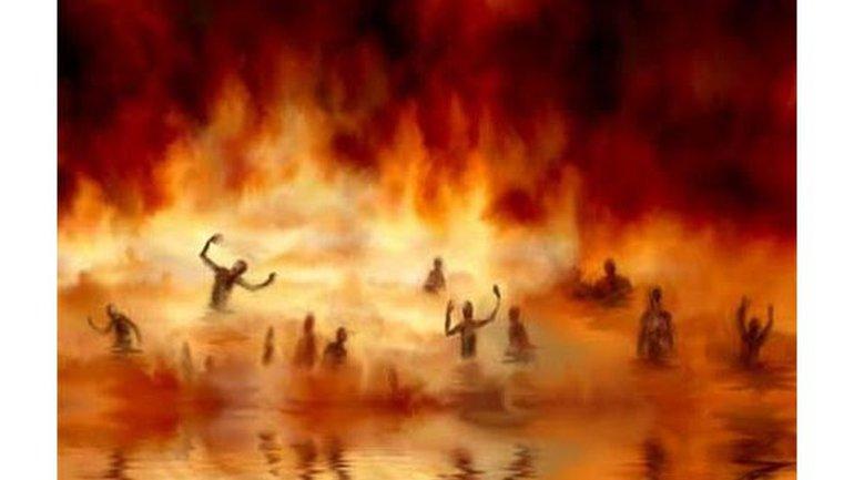 Chrétien, que fais-tu de ton père qui se dirige vers l'enfer? Et tes amis, voisins, collègues ...?