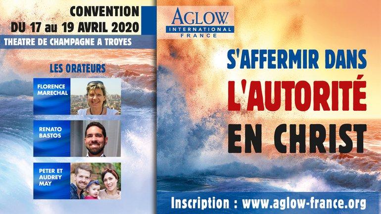 Vous avez l'autorité ! 👑 Conférence Aglow 2020