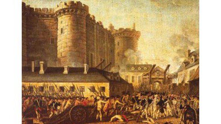 Jésus et la révolution française