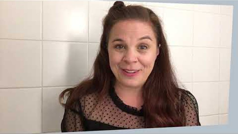 La conteuse Marie Ray vous encourage en ce temps de confinement