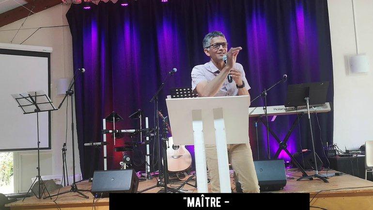 André Raoilison : Comment devenir un disciple - Extrait du message d'Introduction (1/6)