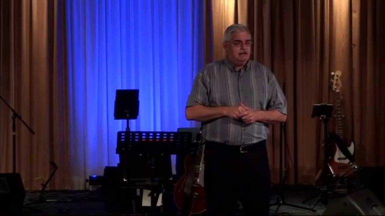 Serge Pinard - La grâce, le fondement de notre éthique - Partie 4