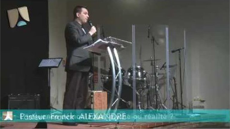 Franck Alexandre: L'influence démoniaque, mythe ou réalité ?