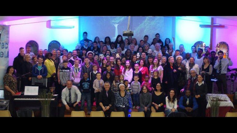 The Hope Gospel -Présentation - 1 enfant 1 vie