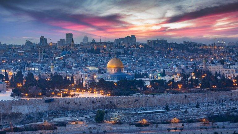 Jérusalem foulée aux pieds