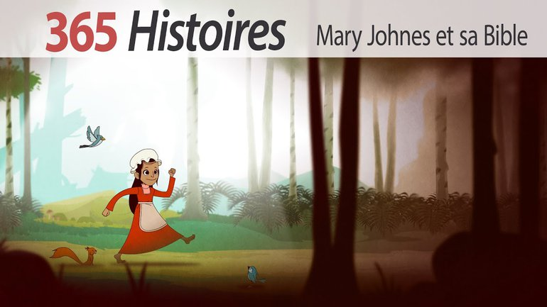 Mary Jones et sa Bible