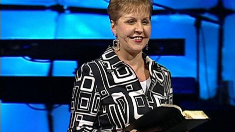 Mettre Dieu en premier (1/2) - Joyce Meyer - 857-2