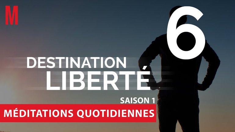 Destination Liberté (S1) Méditation 6 - Exode 2.16-22 - Jean-Pierre Civelli