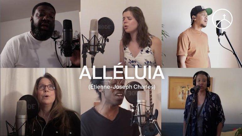 Alléluia (Hallelujah here below - Elevation Worship) - Étienne-Joseph Charles | la Chapelle Musique
