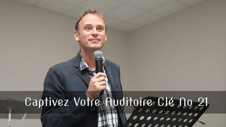 Captivez Votre Auditoire Clé No 21