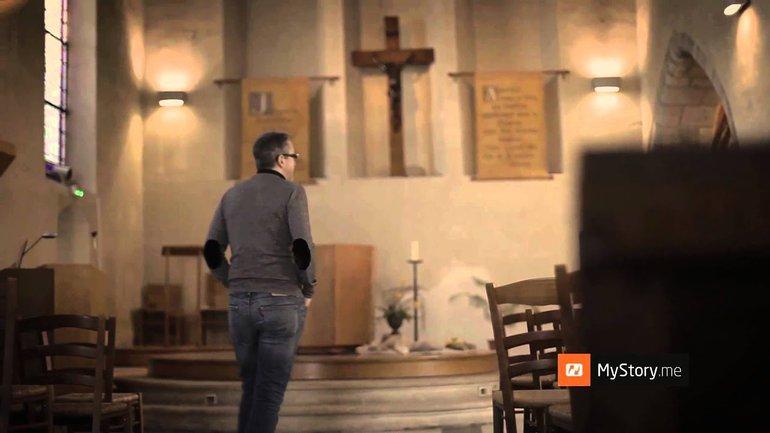 Éric Célérier - J'ai découvert la paix avec Dieu