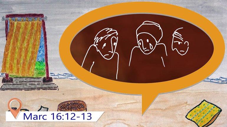 Évangile de Marc Chapitre 16 (pour enfants à partir de 10 ans)