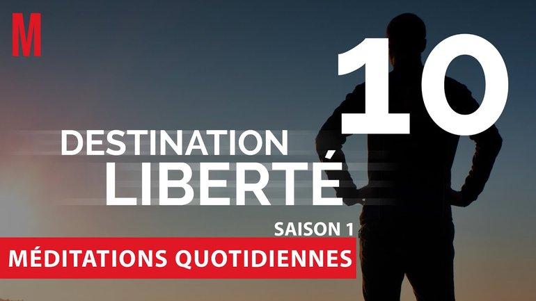 Destination Liberté Méditation 10 - Exode 4.18-31 - Église M