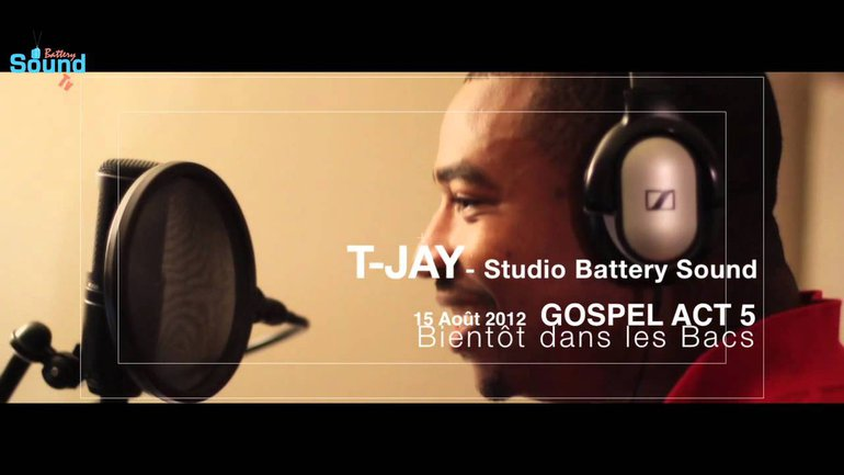 Gospel Act 5 - Studio/Extrait 1 (T-JAY)