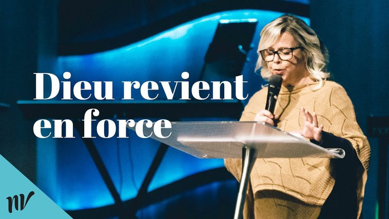 Dieu revient en force | Stéphanie Reader
