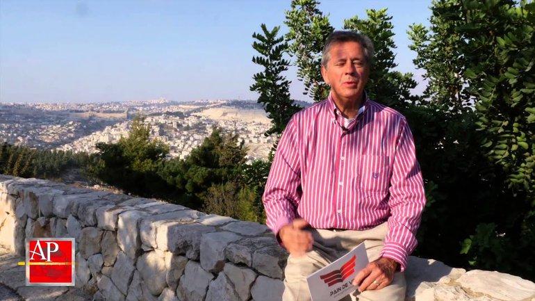 AP03-08 Historique de Jérusalem sur les remparts