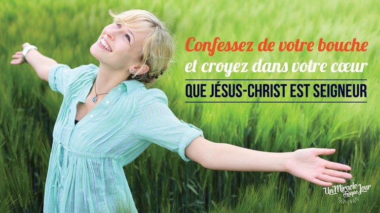 💞 Laissez Jésus vous mettre en sécurité !