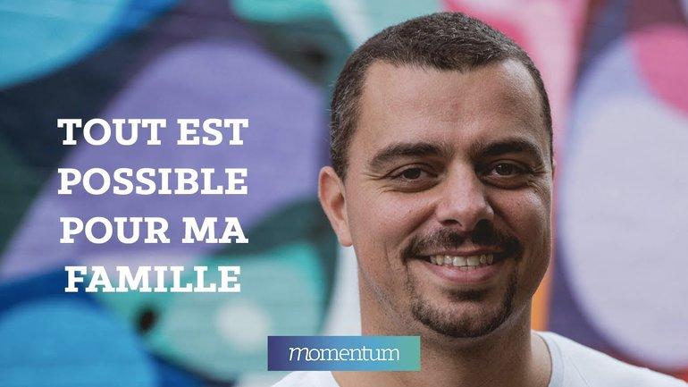 Tout est possible pour ma famille - Jérémie Poulet