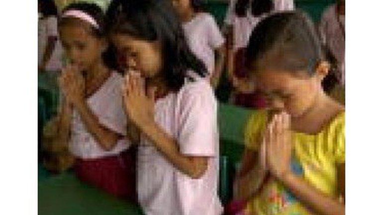 La prière d'un enfant fait une différence !