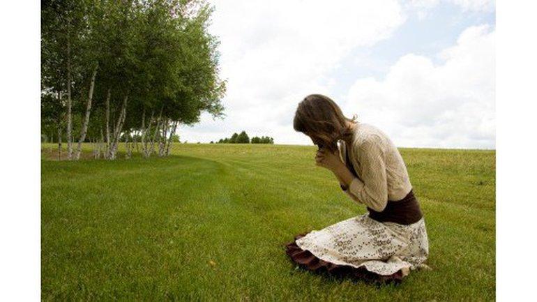 Quand vous priez, remettez vos soucis à Dieu !