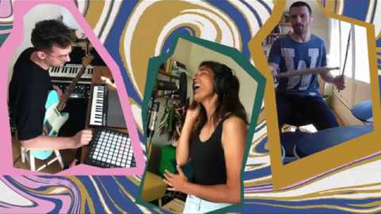 StereoSnap / Reign Above It All - Bethel Music / Paul & Hannah McClure COVER