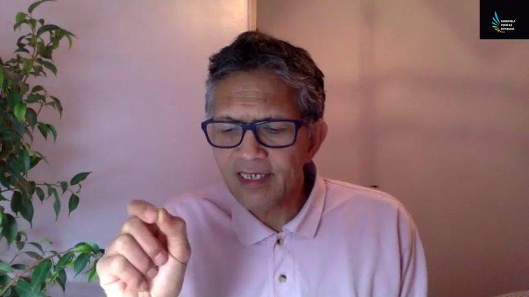 """André Raoilison Discipulat - """"La Sanctification"""" 25/01/2021"""