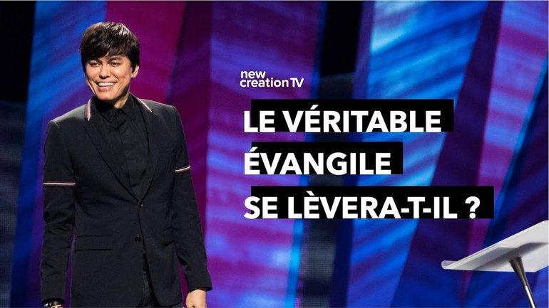 Joseph Prince - Le véritable évangile se lèvera-t-il ? | New Creation TV Français