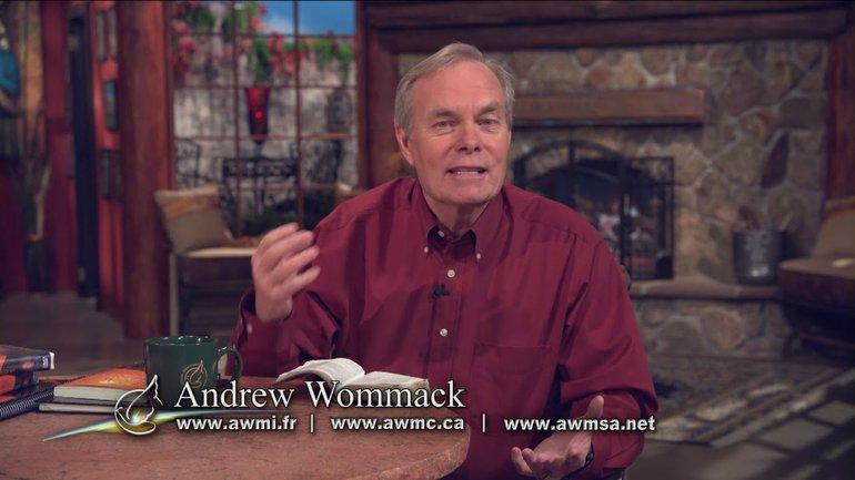 La Grâce, la Puissance de l'Évangile Épisode 18 - Andrew Wommack